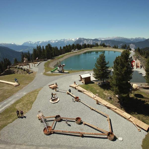 Kids' play paradise - WIDIVERSUM, Ötz, Tyrol