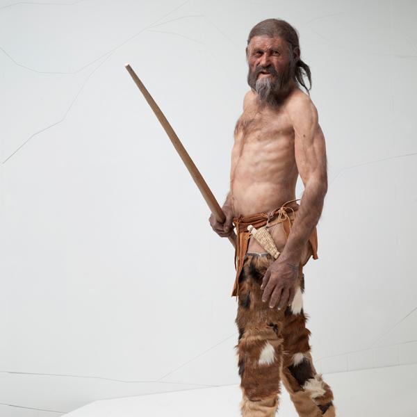 Ötzi 3 D