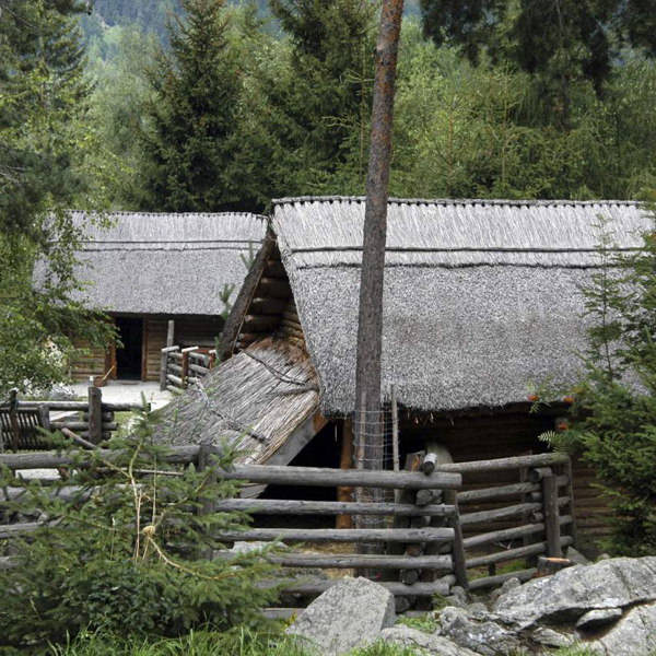 Ötzi Village - Umhausen, Ötztal valley