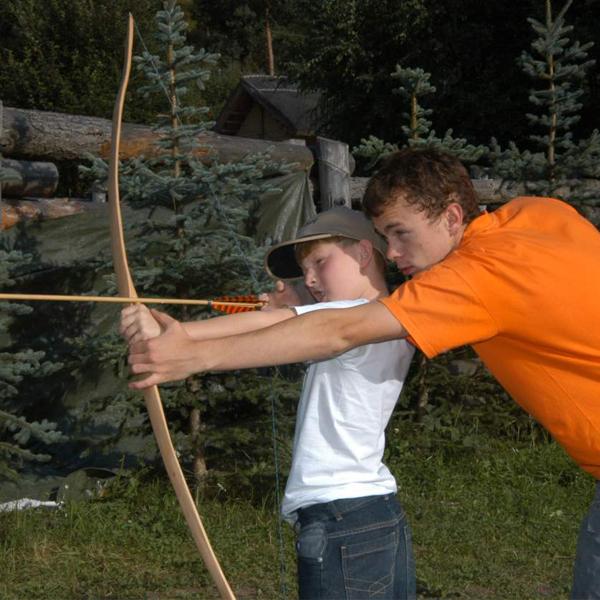 Archery - Ötzi Village, Umhausen, Ötztal valley