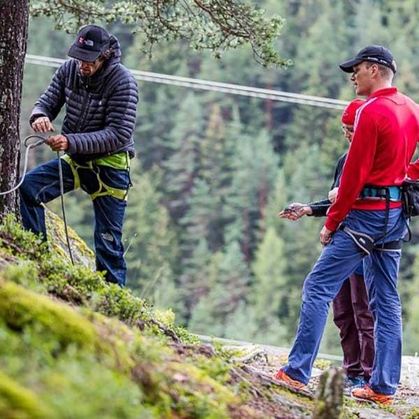 Knotenkunde - Ötztaler Klettercamp