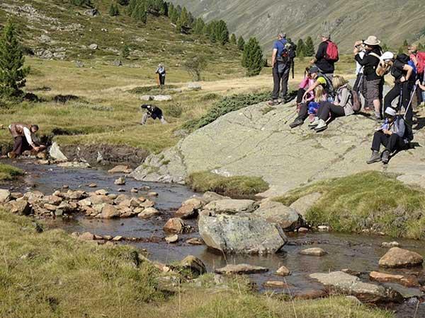 Wandertheater Friedl Vent Ötztal