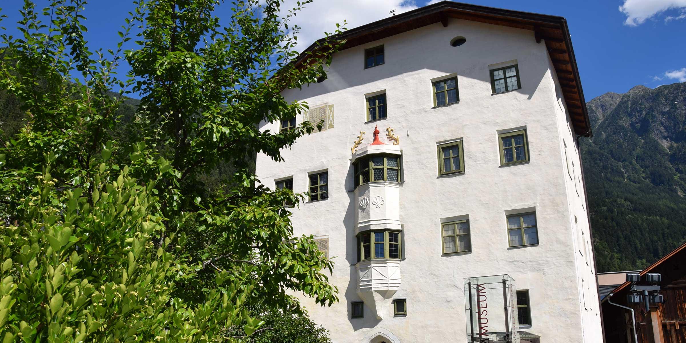 Turmmuseum in Ötz - Ötztal Premium Card