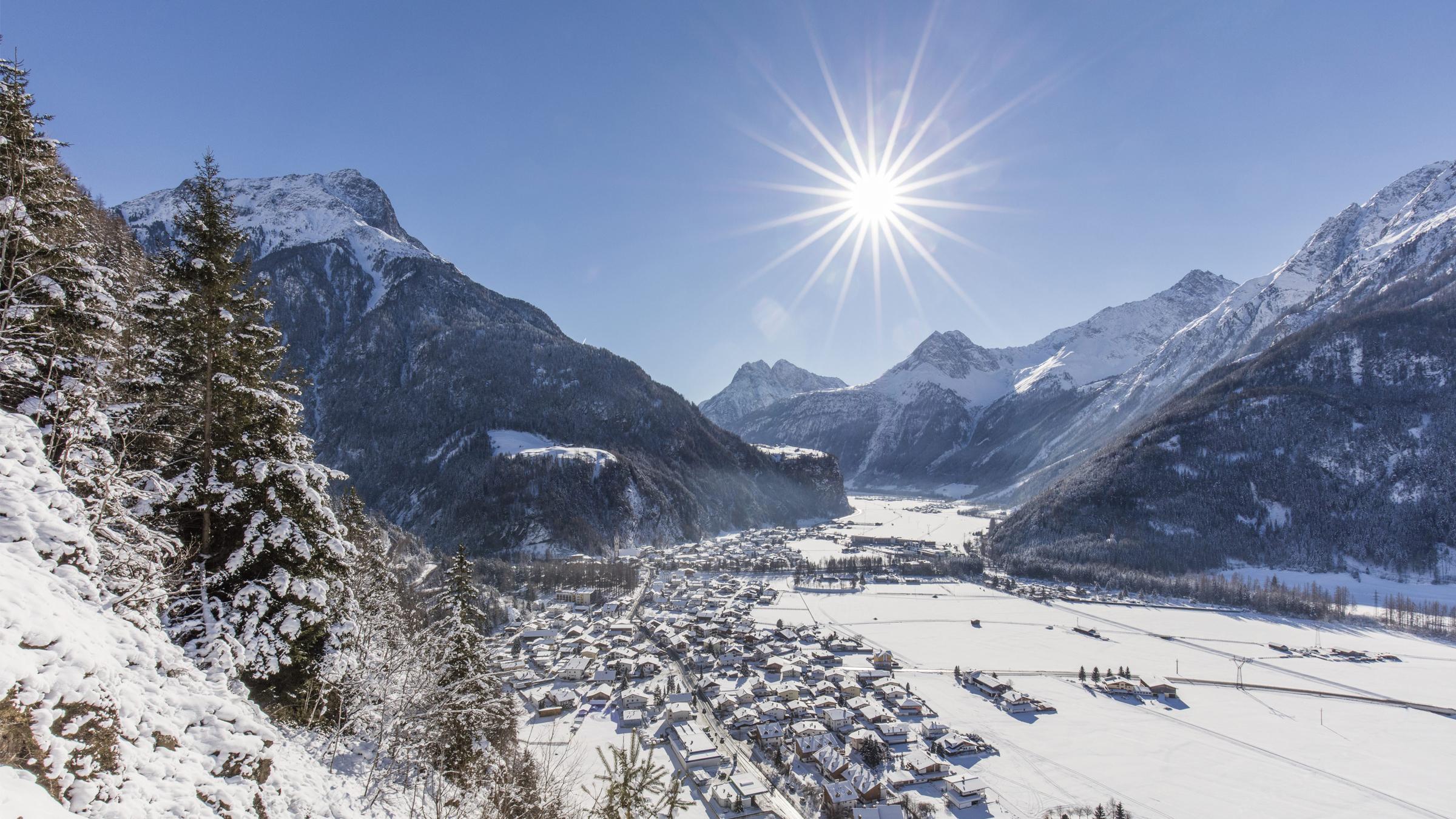 6 Plätze, die man im Winterurlaub im Ötztal unbedingt besuchen muss