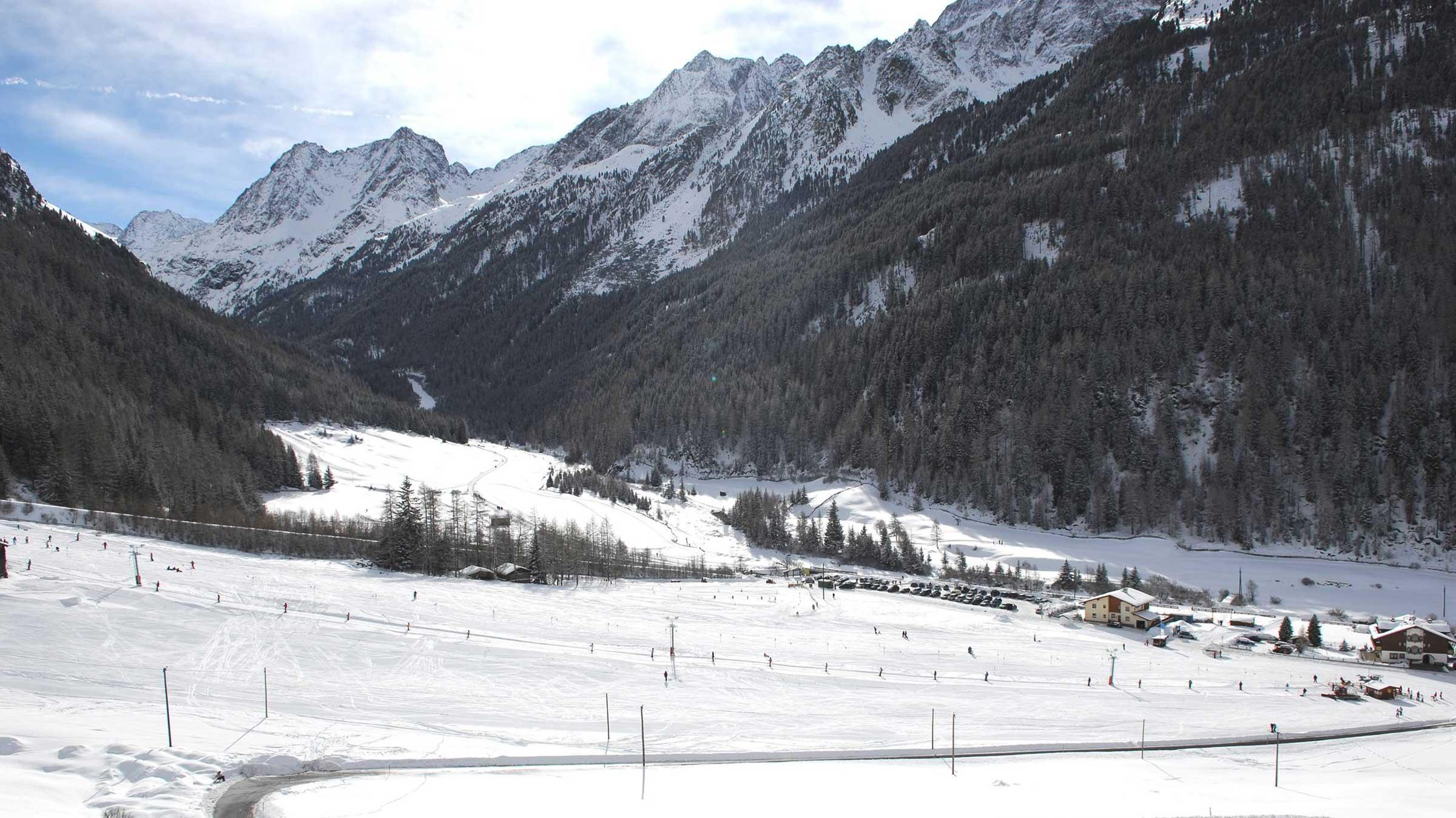 Skigebiet Gries - Die kleinen Skigebiete im Ötztal