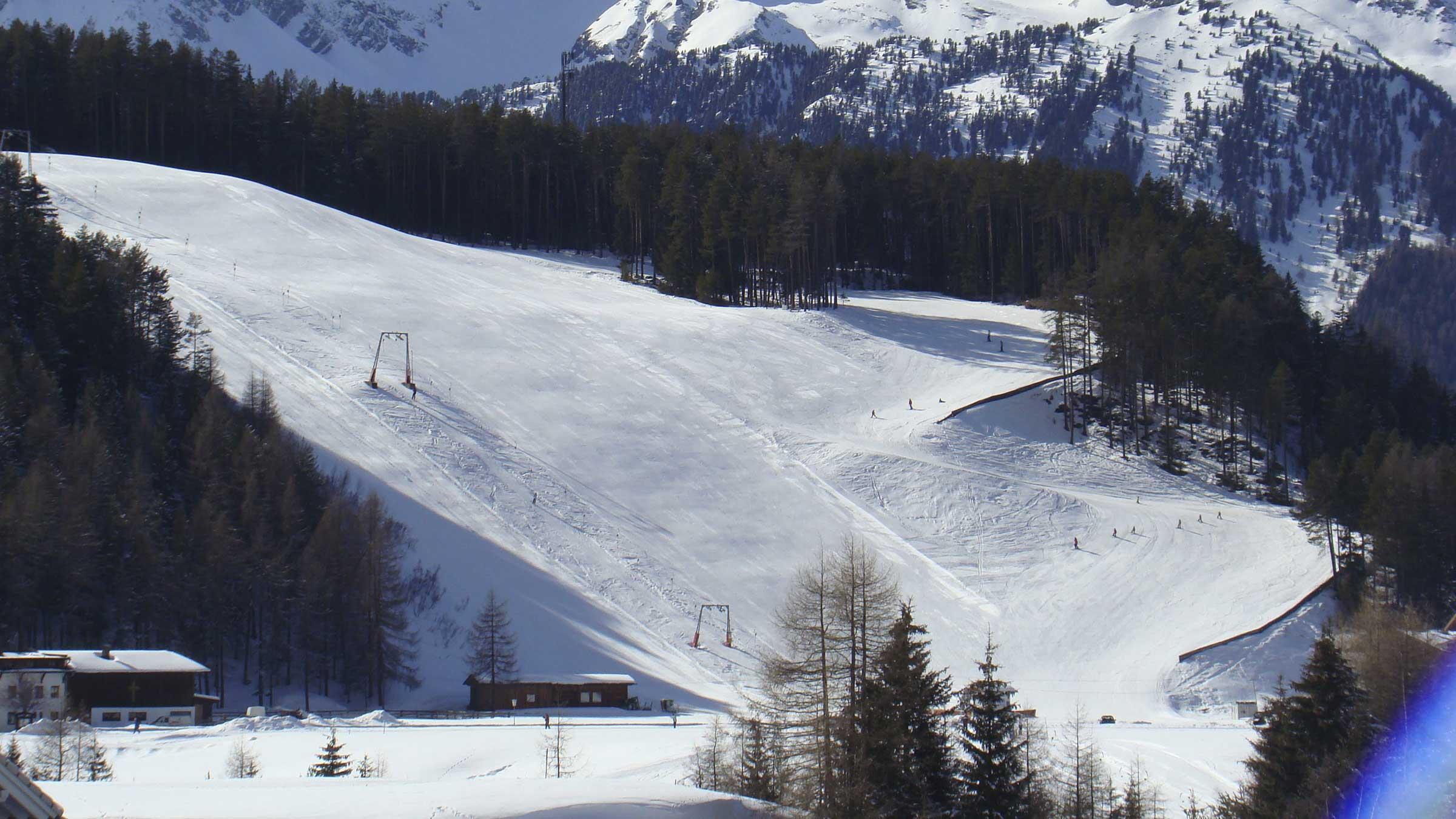 Skigebiet Niederthai - Die kleinen Skigebiete im Ötztal