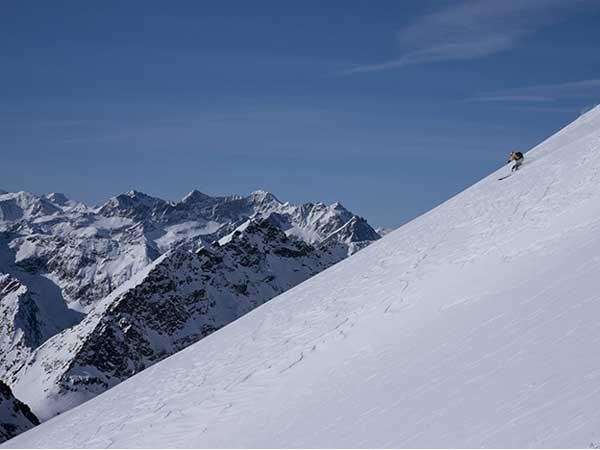 Abseits der Piste in Gries - Die kleinen Skigebiete im Ötztal