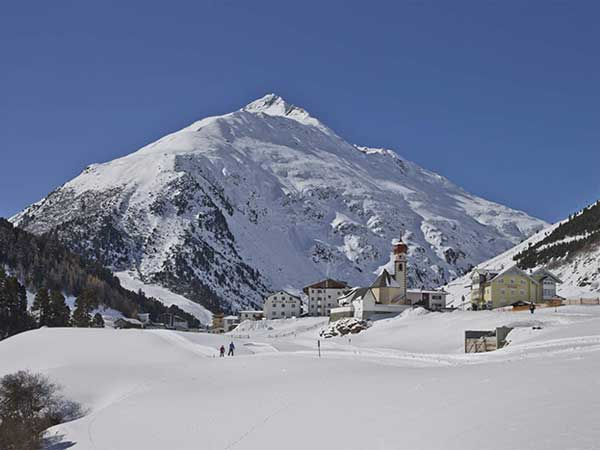 Vent im Winter - Die kleinen Skigebiete im Ötztal