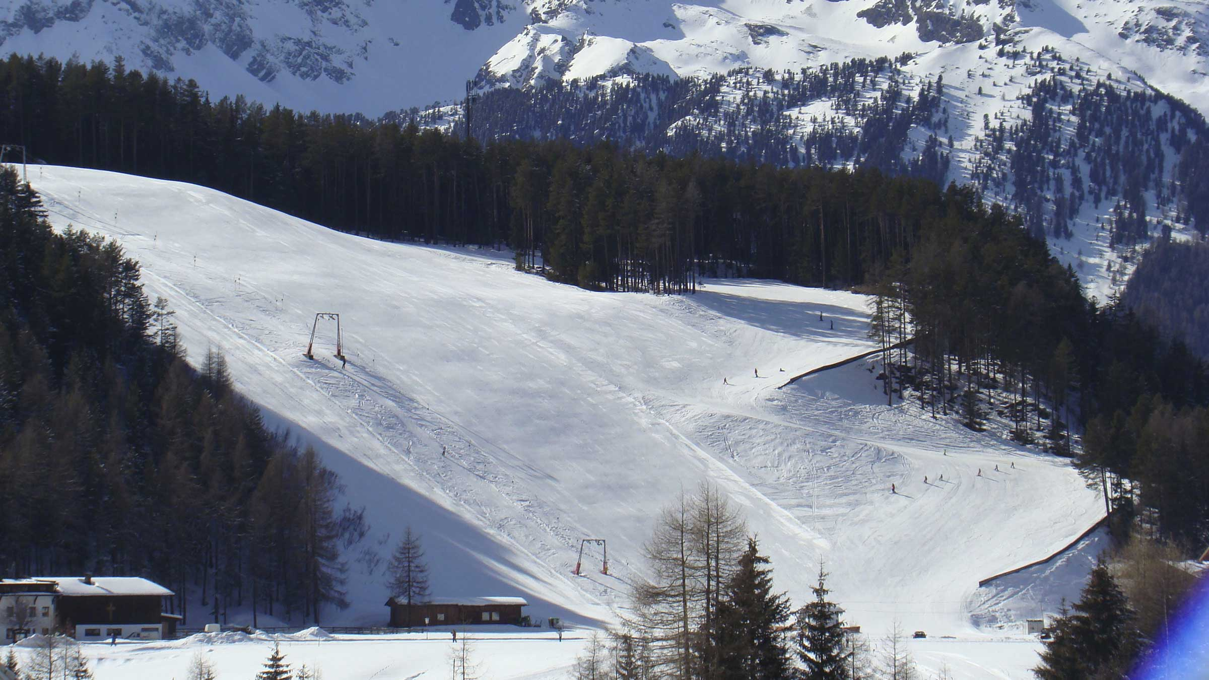 Skigebiet Niederthai - Niederthai Card, Ötztal, Tirol