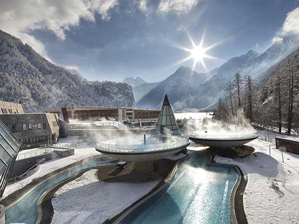 Aqua Dome - Weihnachtsurlaub im Ötztal