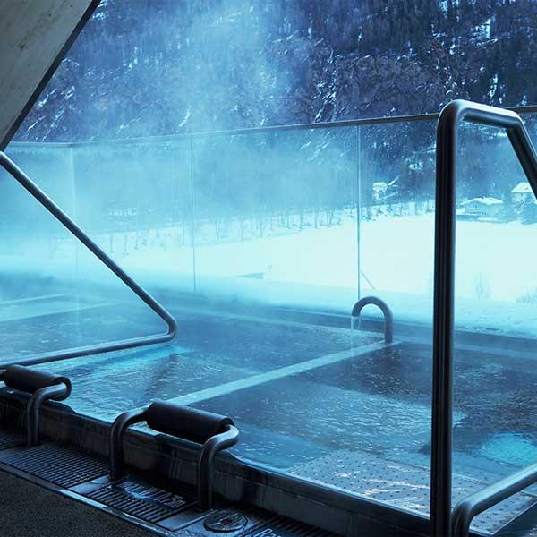 Längenfelder Badl'n - Ski und Wellness