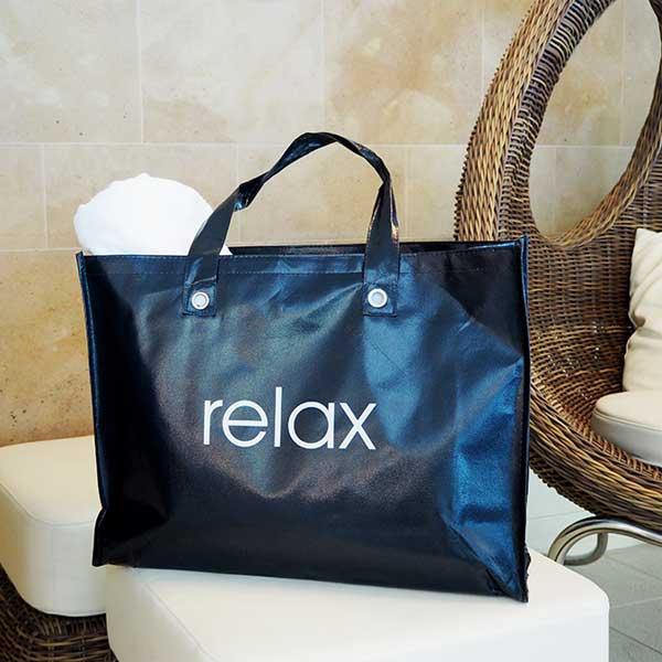Relax Tasche - Ski und Wellness