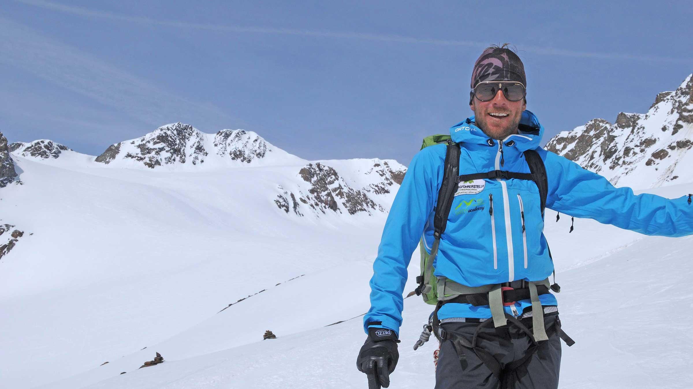 Bergführer Paul Walser - Venter Runde