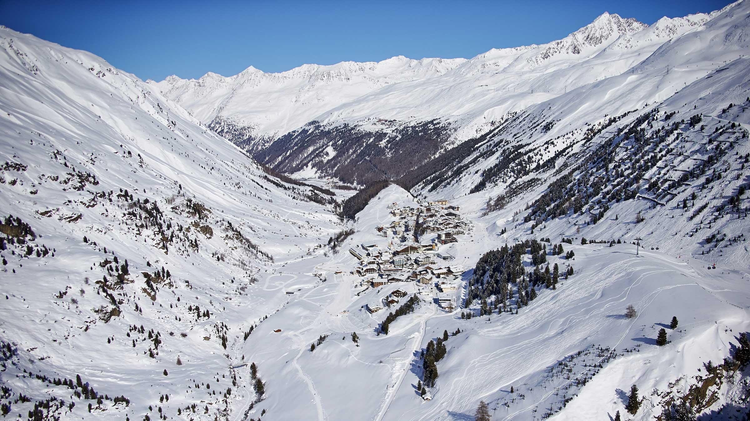 Langlaufen Obergurgl-Hochgurgl - Langlaufen