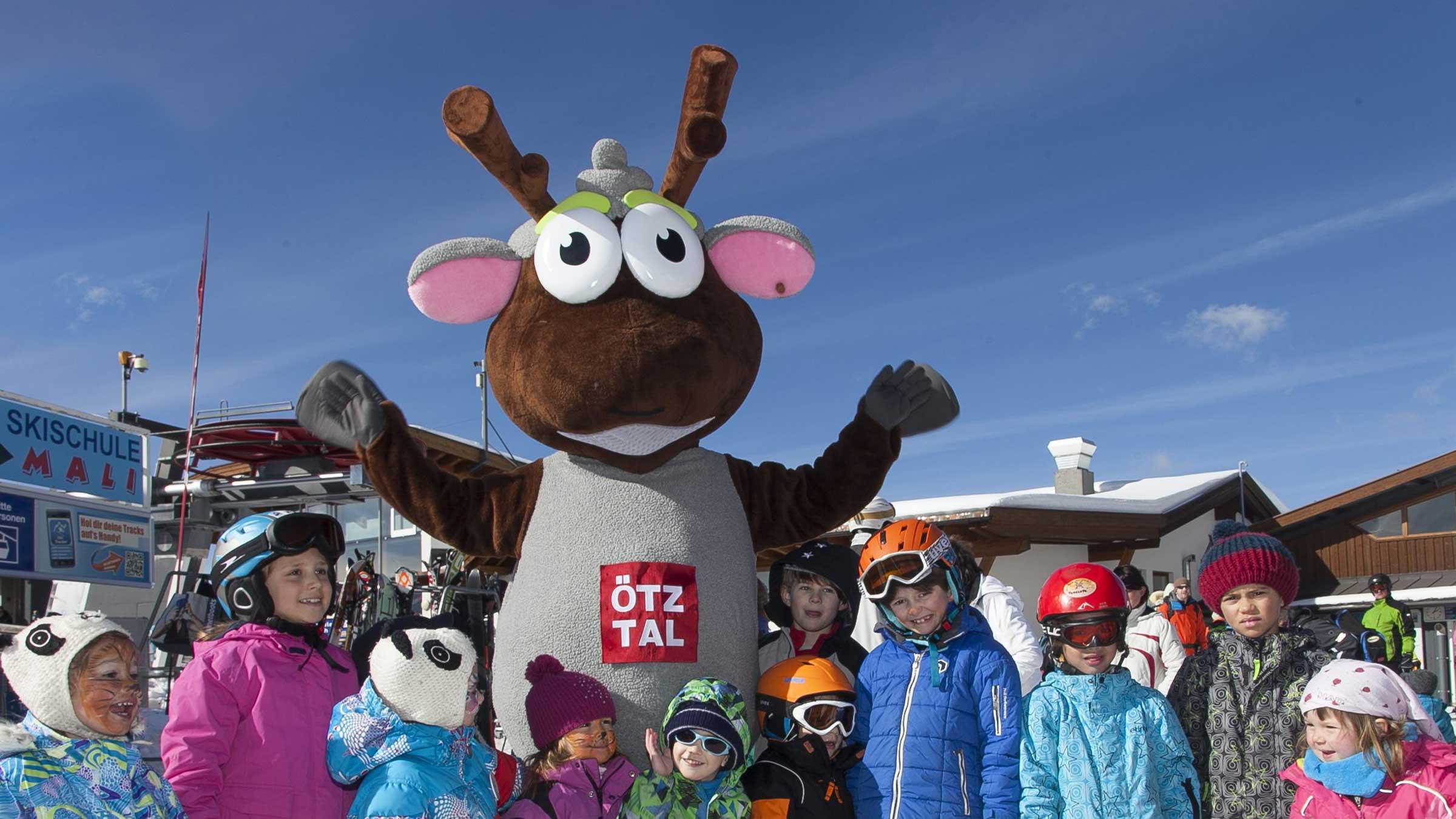 WIDI: Mein erster Skikurs in Hochoetz