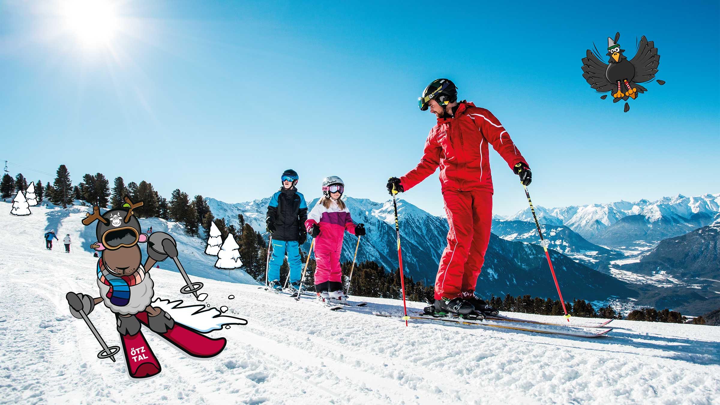 WIDI und Skigruppe - WIDI Hochoetz