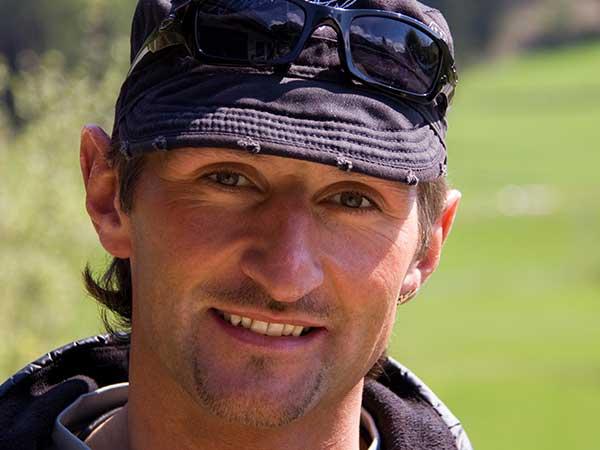 Berg- und Skiführer Ewald Holzknecht - Sicherheitscheck Kletterrouten Ötztal