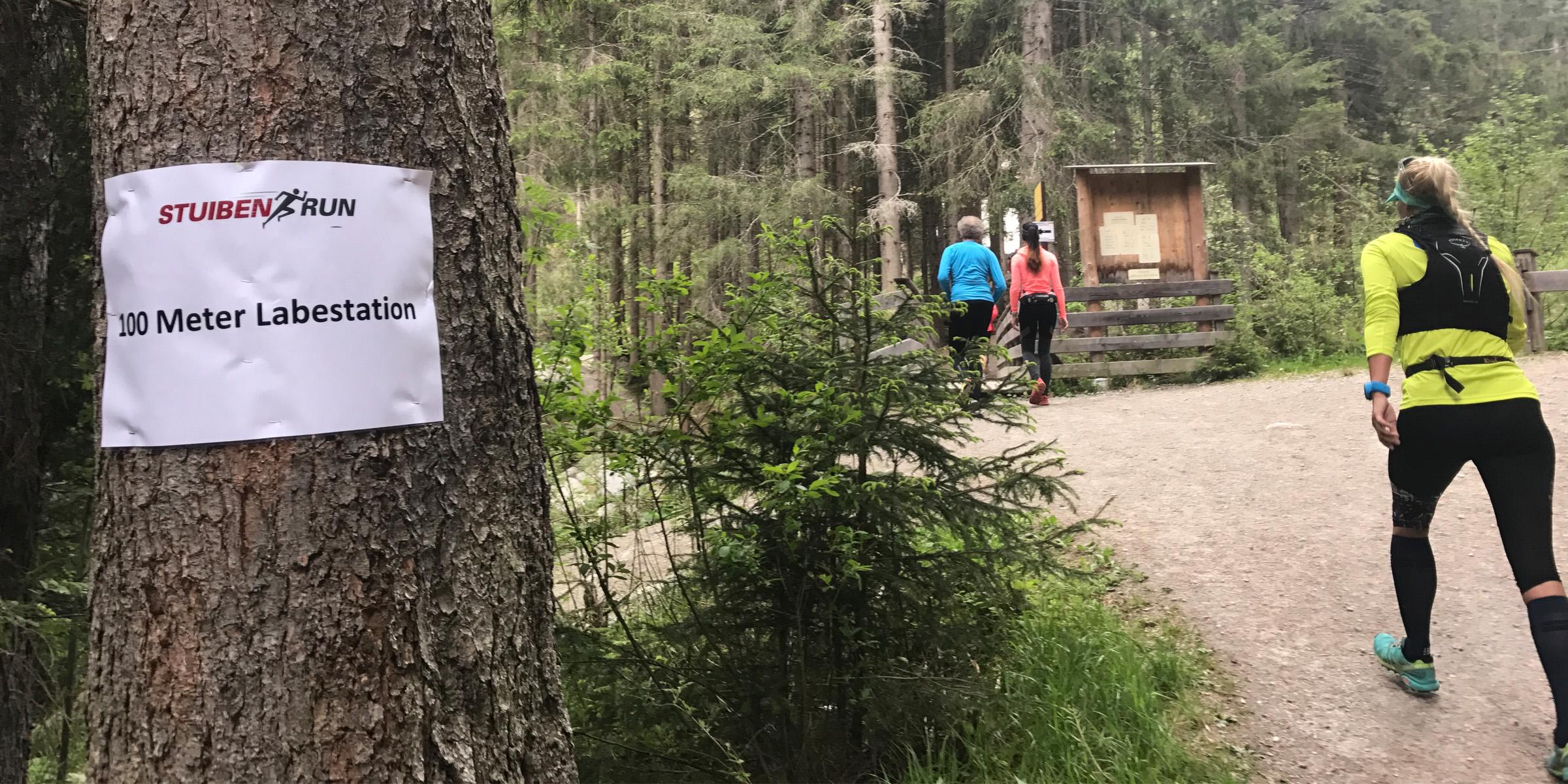 Stuiben Run in Umhausen