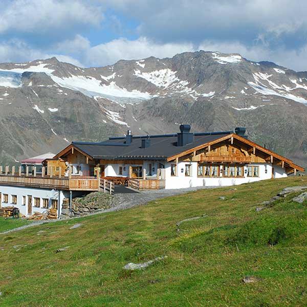 Hohe Mut Alm - Naturpark Ötztal