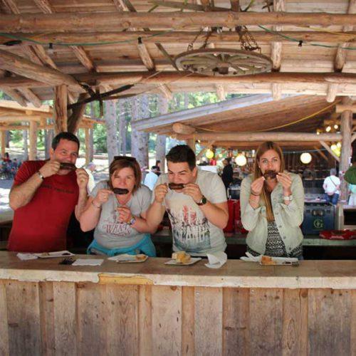 Köstlichkeiten für die ganze Familie - Tiroler Grillmeisterschaften