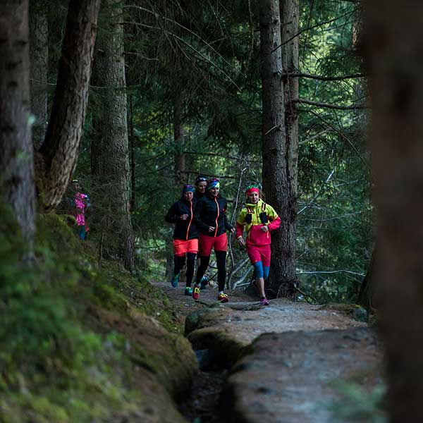 Trailrunning am Waalweg - Trailrunning