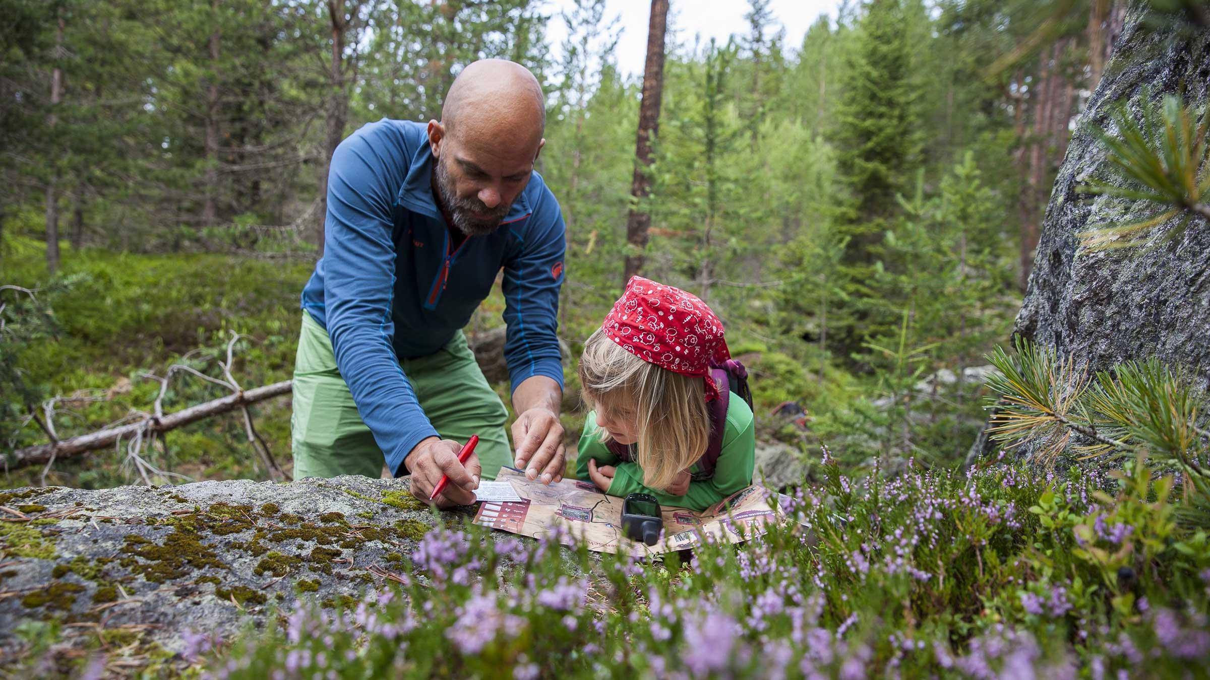Geocaching: Auf Schatzsuche im Ötztal