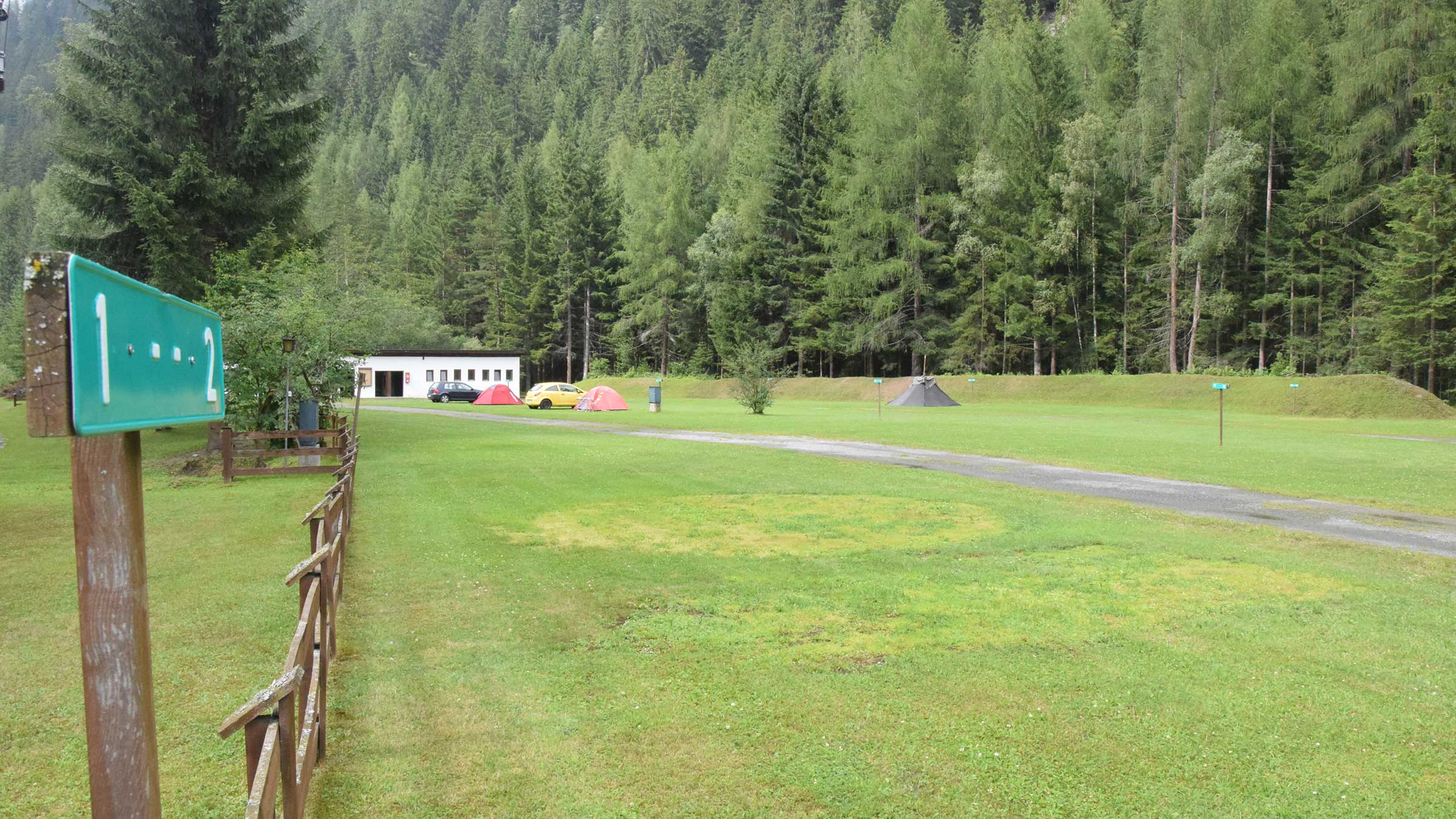 Campingplatz Winkle - Camping im Ötztal