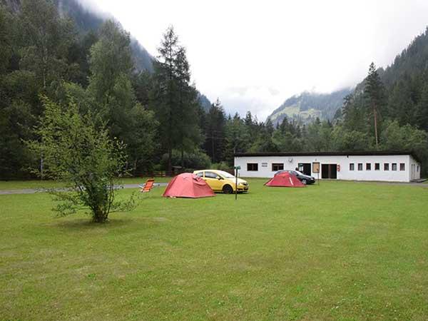 Camping im Ötztal