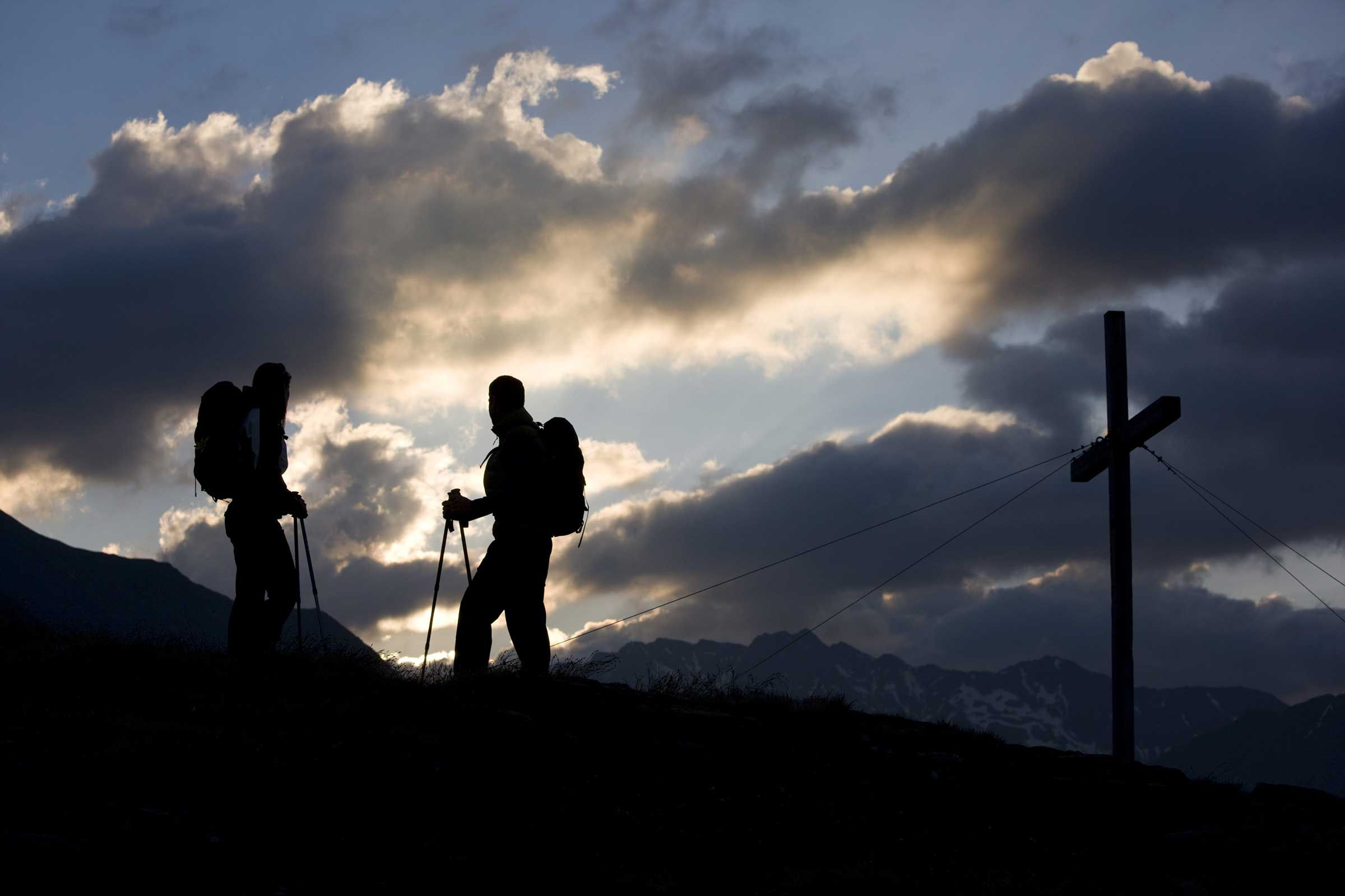 Narrenkogel Niederthai - Aussichtsberge Ötztal