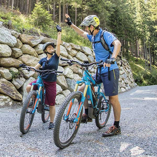 High-Five - E-Bike Ötztal