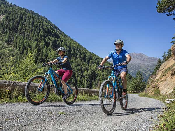 E-Bike Ötztal