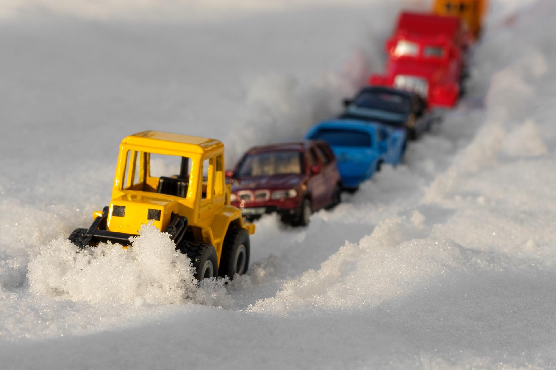 Informationen zu Straßensperren, Skigebietsupdates und Neuschnee im Ötztal