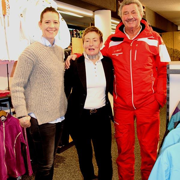 Familie Fischer - Skiregion Hochoetz