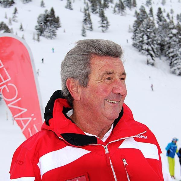 Portrait Kurt Fischer - Skiregion Hochoetz