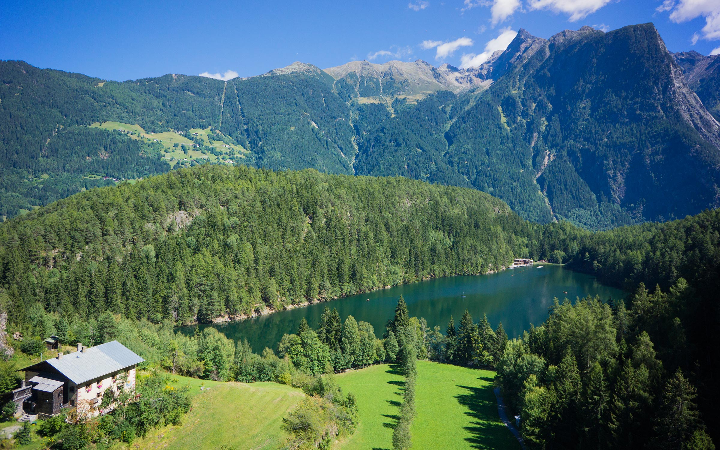 Piburger See - Ötztaler Urweg