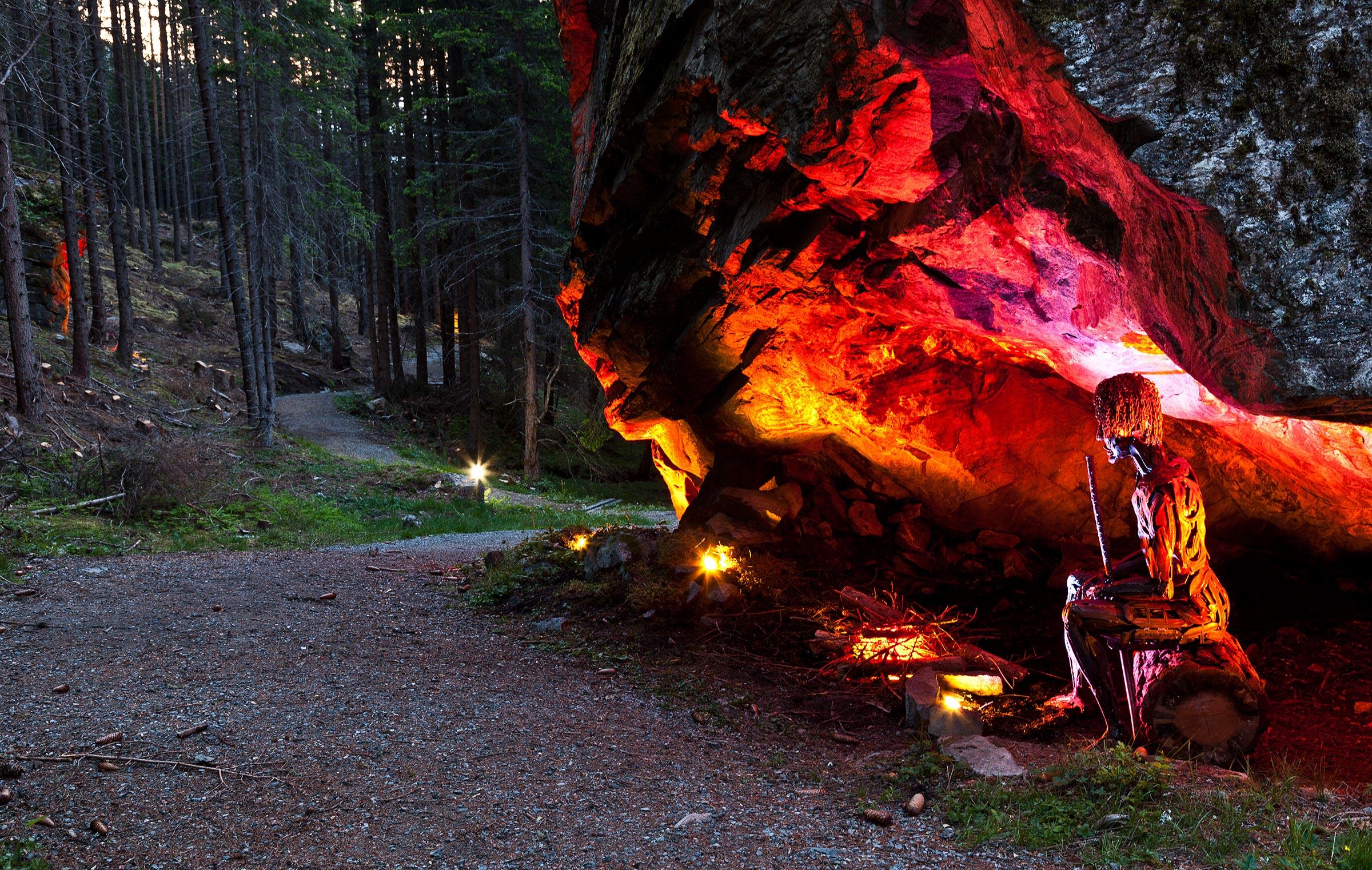 Ötztaler Sagenweg - Ötztaler Urweg