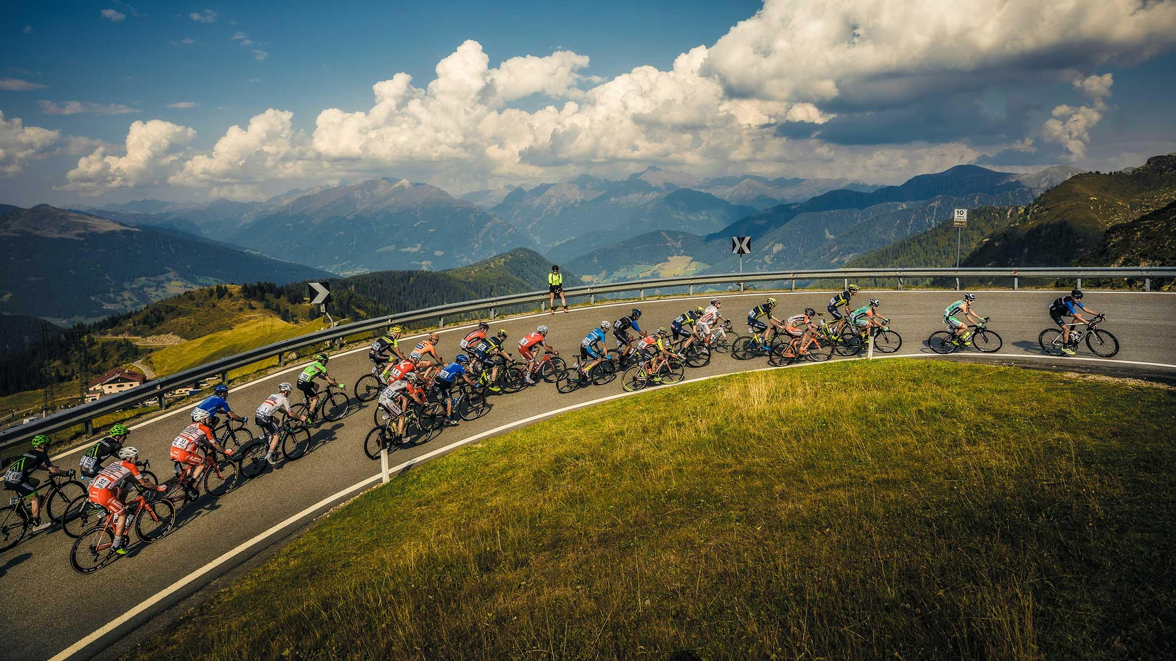 Geert Lammens & die Rad-Weltmeisterschaft verbinden Nationen!