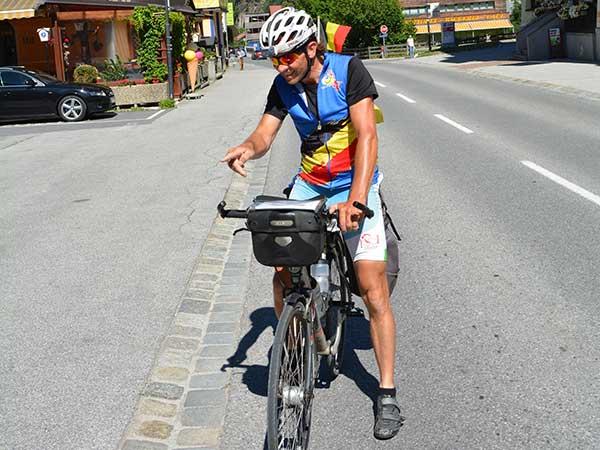 Rad-Weltmeisterschaft Ötztal