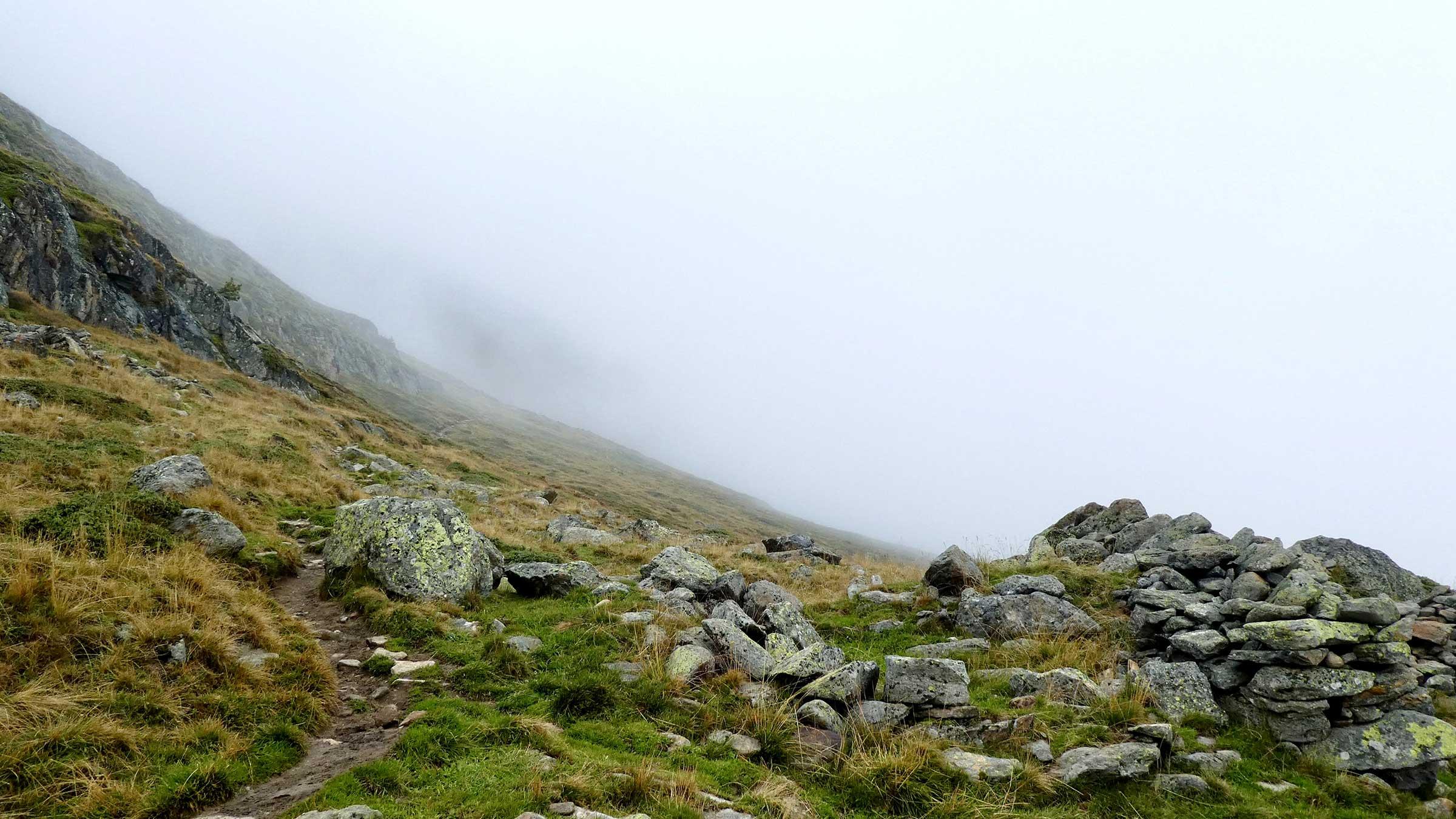 Ötztaler Höhenweg - Unterwegs auf dem Ötztaler Urweg