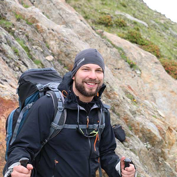 Gastautor David Lochner - Unterwegs auf dem Ötztaler Urweg