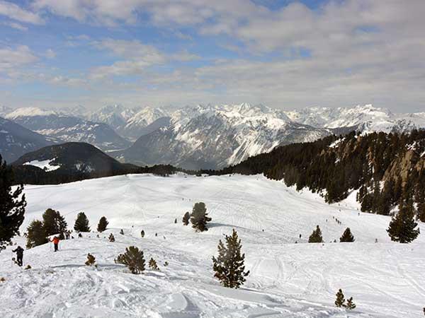 Schneeschuhwanderung Ötztal