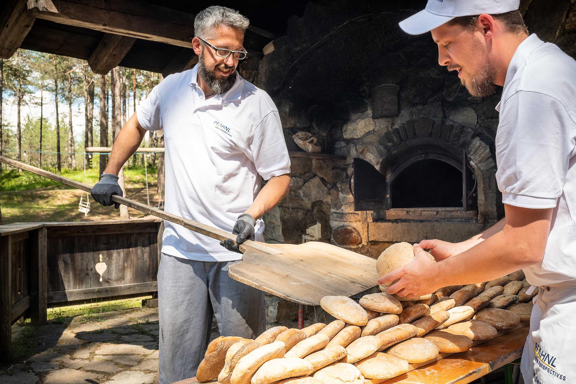 Brot backen in Sautens - Brot selbst backen im Ötztal