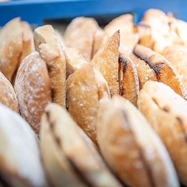 Brot aufgereiht - Brot selbst backen im Ötztal