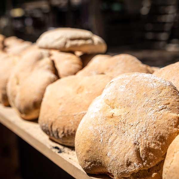 Frisches Brot - Brot selbst backen im Ötztal