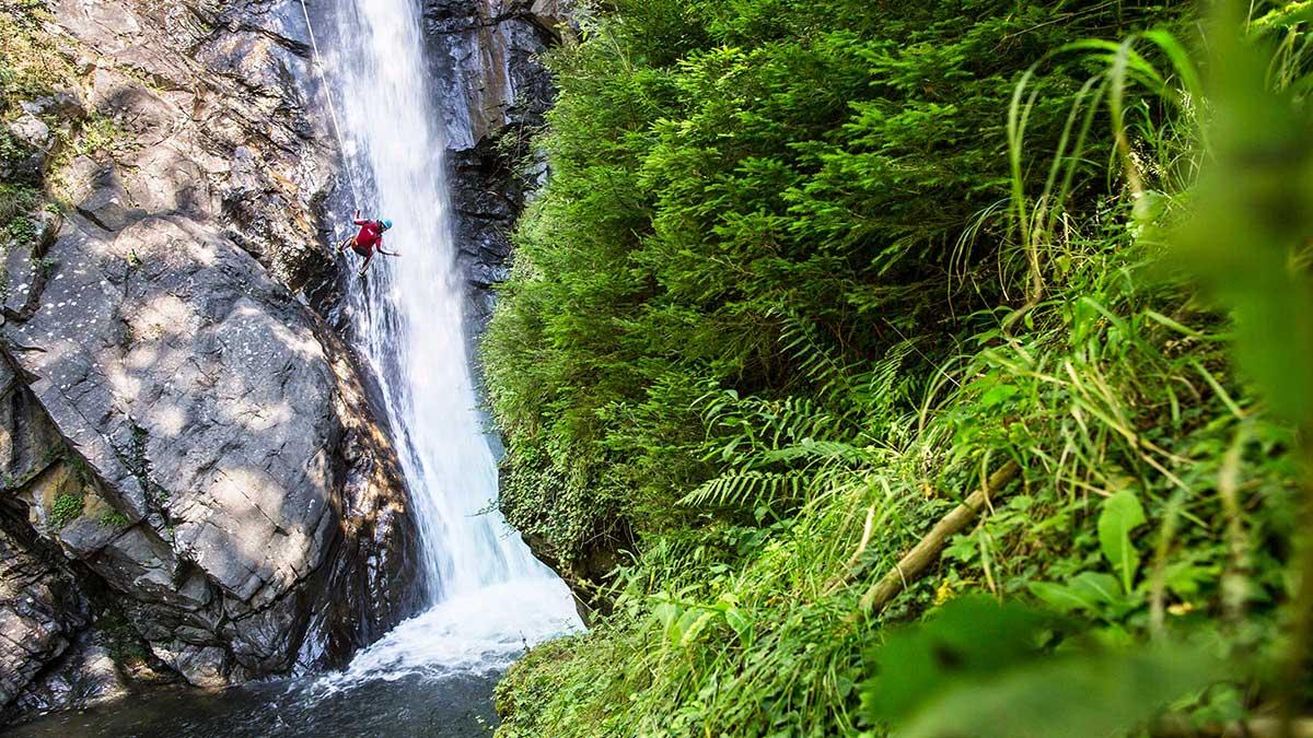 Canyoning - Rafting & Canyoning Ötztal