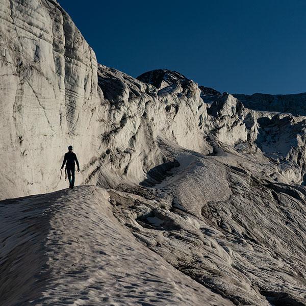 Am Taschachferner - Ötztaler Gletscher