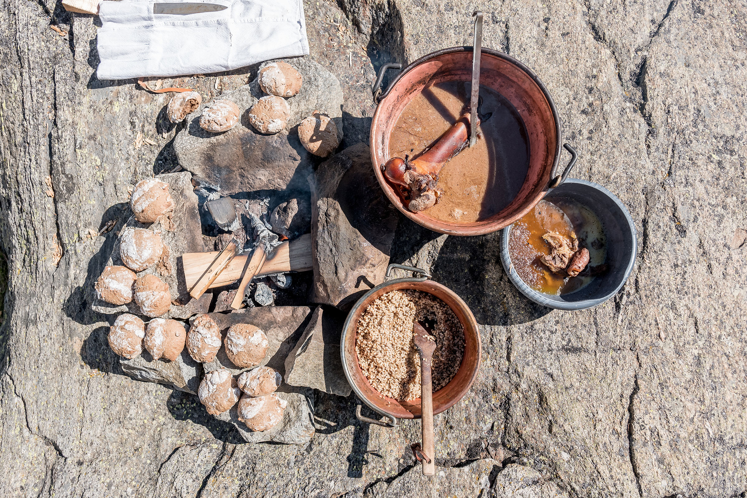 Pfannen und Töpfe - Kulinarik Ötztal