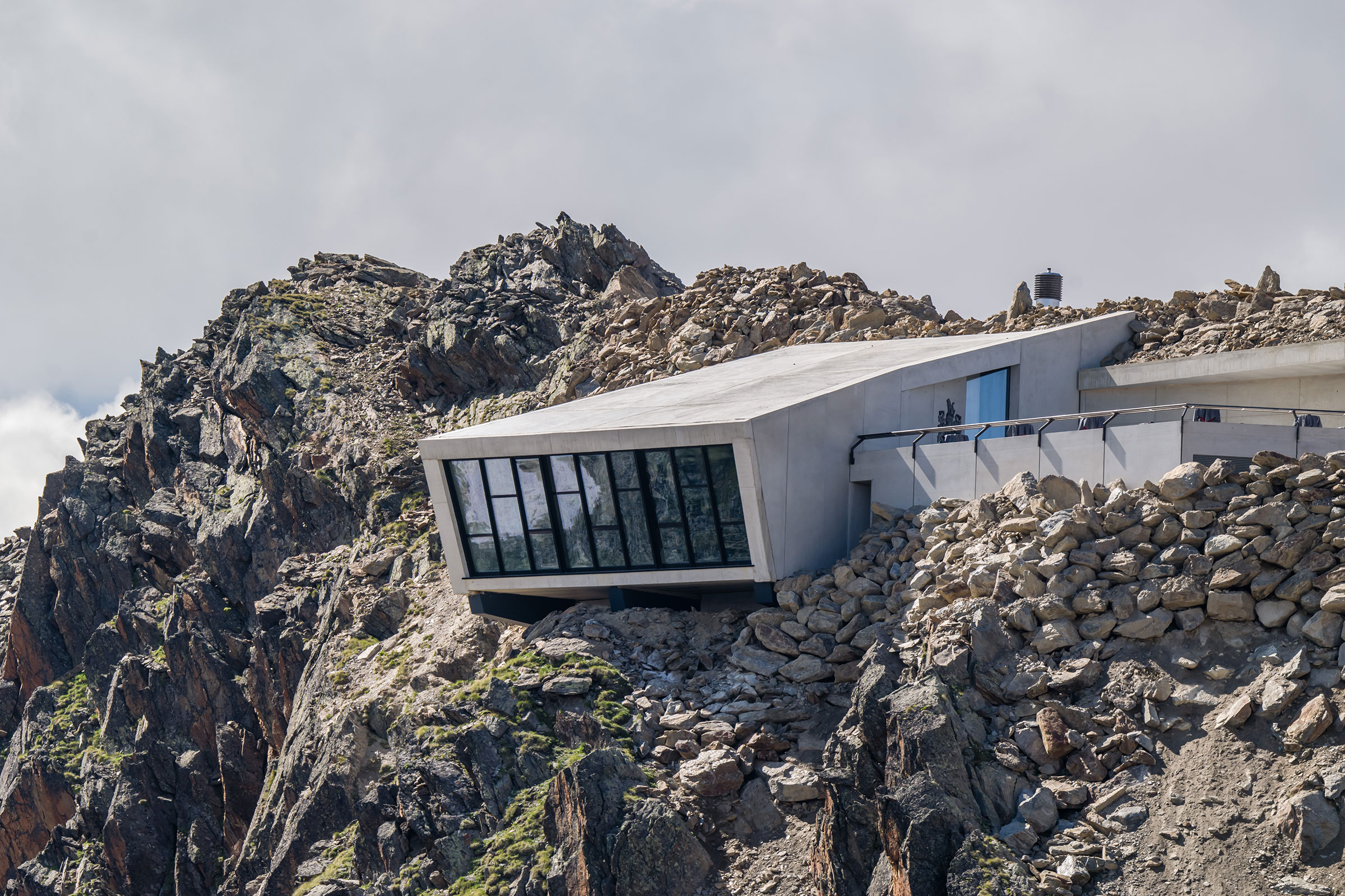 007 ELEMENTS in Sölden - Schlechtwetter-Tipps Ötztal