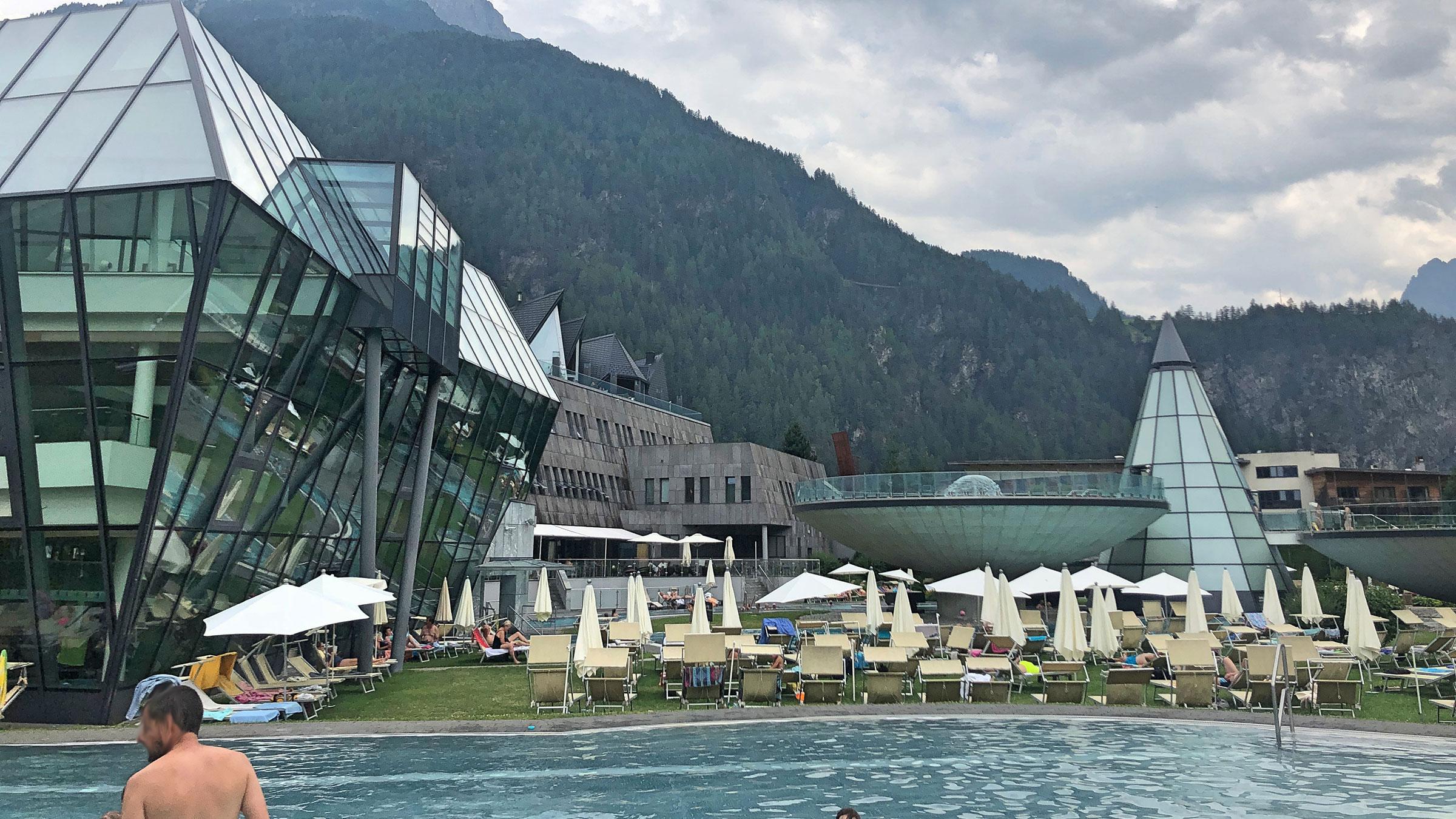 Aqua Dome - Familienurlaub Ötztal Tirol