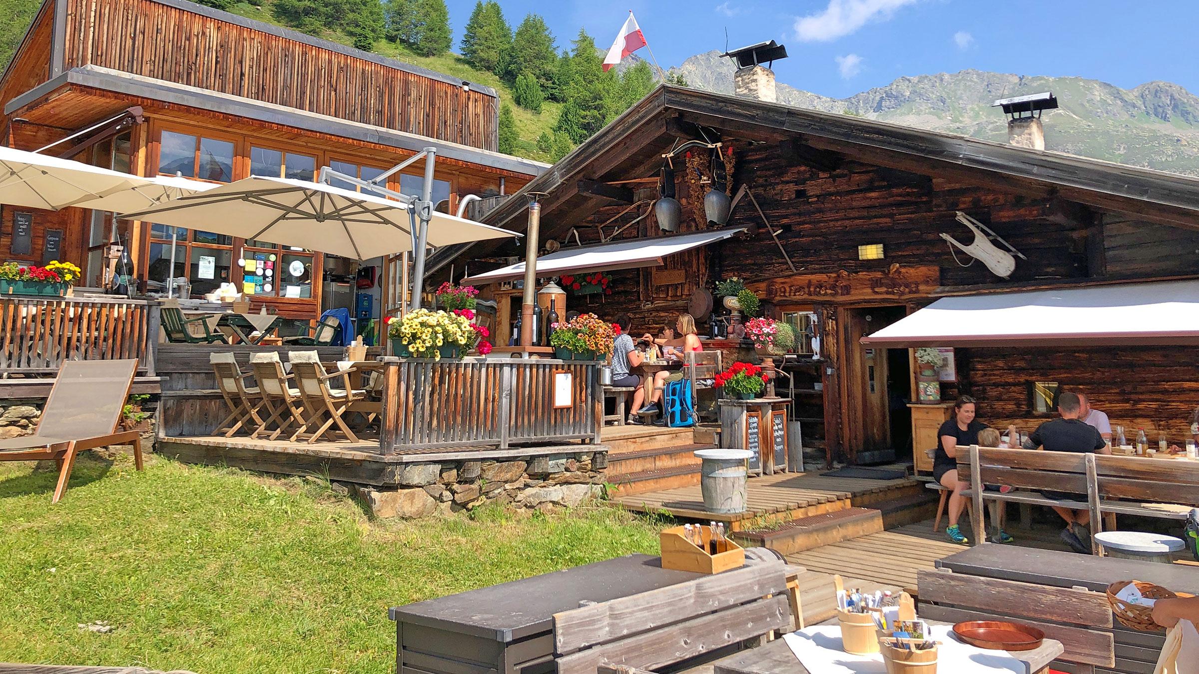 Gampe Thaya Sölden - Familienurlaub Ötztal Tirol